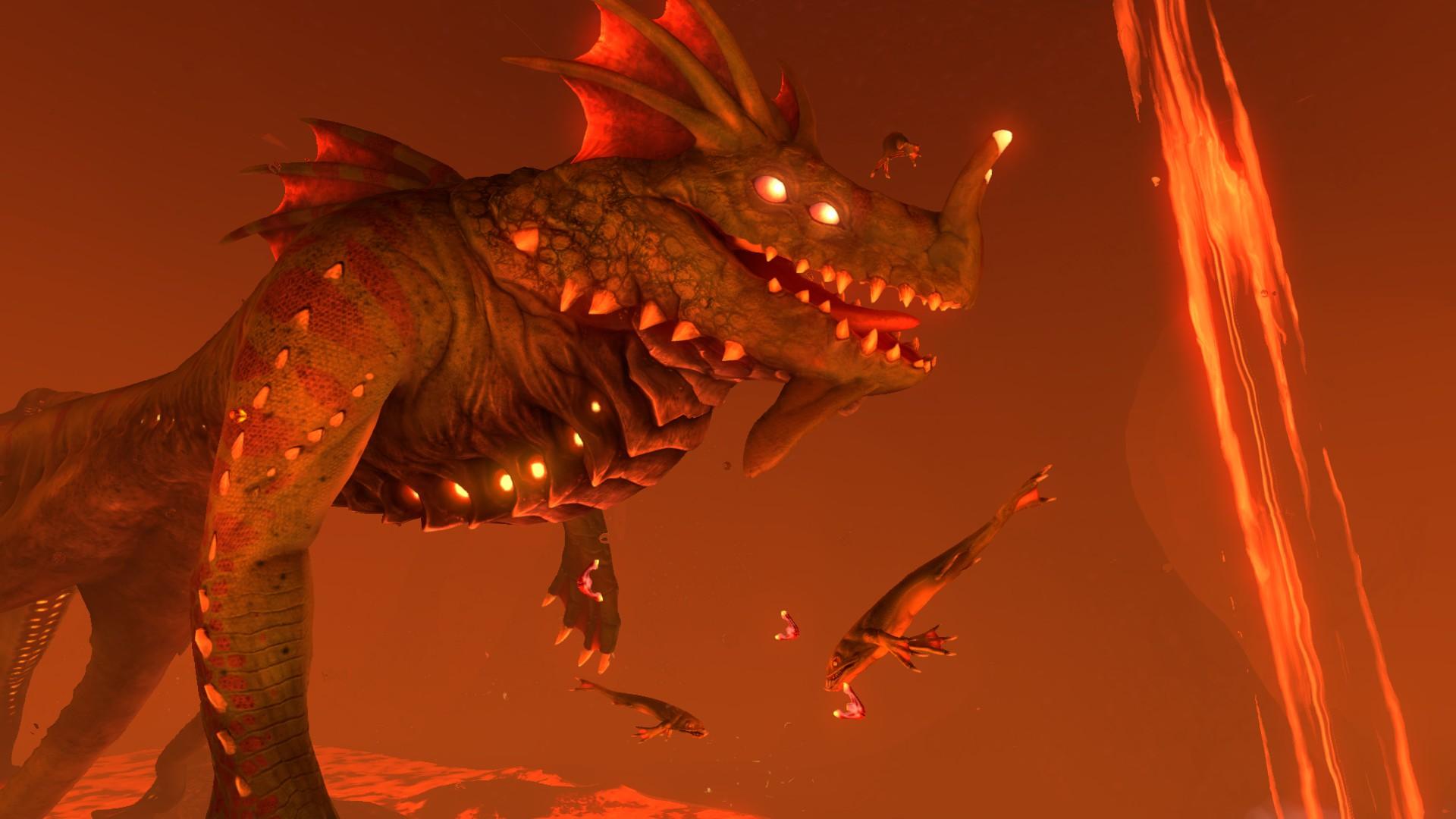 Sea Dragon Leviathian