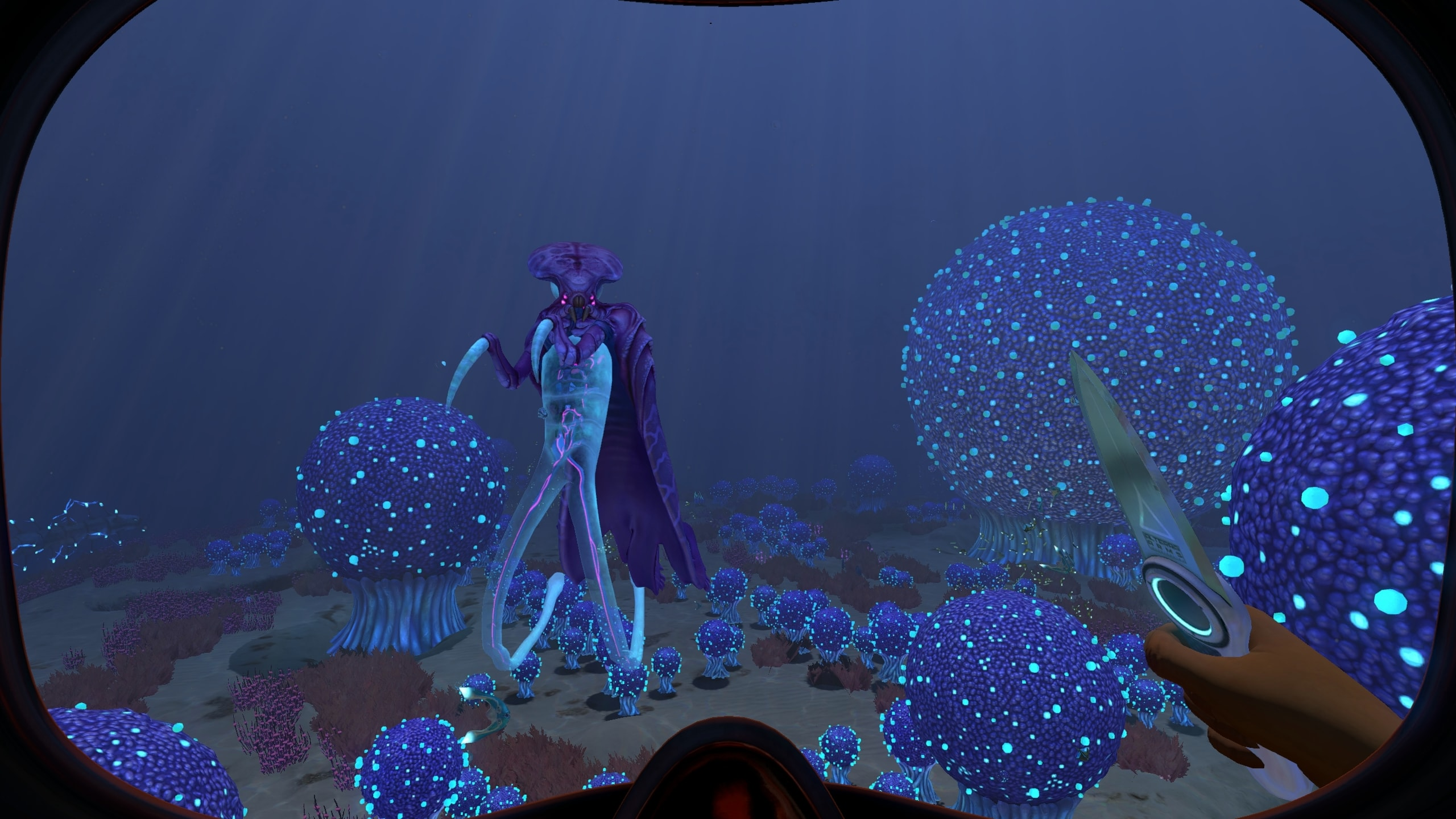 Dangerous Creatures Update Subnautica